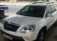 Gasoline Fuel/Power   GMC Acadia 2009