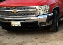 Chevrolet Silverado car is available for sale, the car is in  condition