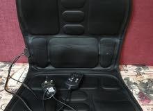كرسي مساج قابل للطي يستخدم في السياره او في البيت
