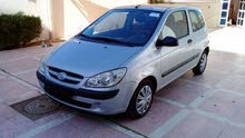 Gasoline Fuel/Power   Hyundai Getz 2007