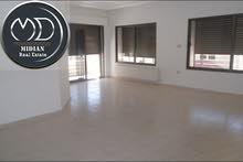 شقة للبيع أم السماق مقابل الانجليزية مساحة 160م طابق أول بناء حديث