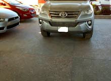 Automatic Toyota Fortuner for sale
