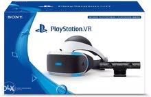 للبيع نظاره الواقع الافتراضي VR بلايستيشن نظيفة