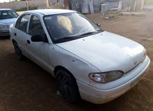 Hyundai Accent Used in Misrata
