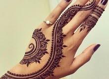 حنا هندية دينار فقط