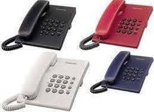 تليفون باناسونيك موديل KX-TS500 للمنازل و الشركات