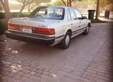 للبيع كريسدا موديل 1990 السياره مالك ثاني من الوكاله خليجي في قمت النظافه