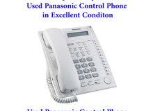 تلفون كنترول رئيسي باناسونيك مستعمل Used Panasonic KX-T7730 Control Phone