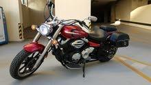 yamaha v-star 950   2012 like new