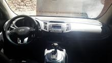 Automatic 2012 Sportage for rent