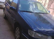 Manual Blue Peugeot 2002 for sale
