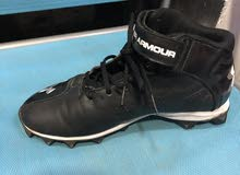 حذاء رياضي باله ماركة under Armour نضافة100%