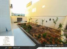 شقة بتشطيب مميز  في الجبيهة حي منصور