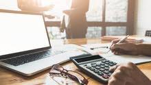 خبرة في الحسابات والادارة المالية (( محاسب مالي ))