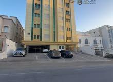 Apartment for rent Al Khuwair 42 (2BHD+2bathrooms+living room 250 OMR