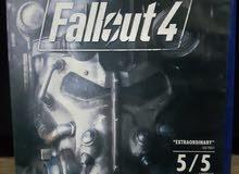 Fallout 4 للبيع فقط