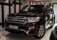 2018 New Land Cruiser with Automatic transmission is available for sale