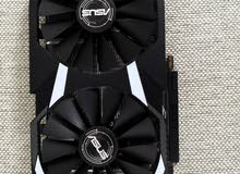 Used - Asus RX580 8GB Graphics card