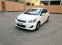 hyundai accent 1.6 model 2016 free accident