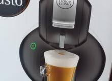 ماكينتين قهوة اصليه نوع  Nescaffe Dolce Gusto