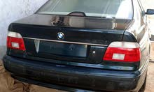 Used condition BMW 540 2000 with +200,000 km mileage