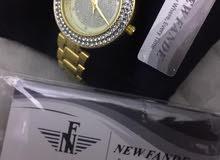 ساعة نسائية ماركة NEW FANDE