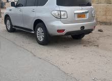Silver Nissan Patrol 2015 for sale