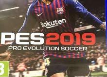 اريد اشرطه PS4  FIFA ولاPES