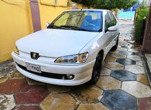 White Peugeot 306 2001 for sale