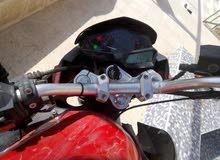 دراجه ناريه نوع باندا مرخصة للبيع
