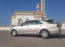 للبيع العاجل   سيارة كامري موديل 2005 نظيفة جدا