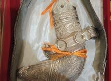خنجر عمانية صورية قديمة للبيع
