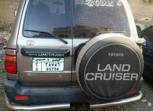 سياره لاندكروز للبيع