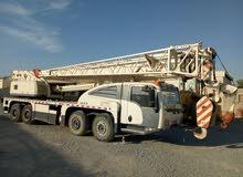 Terex 55 ton crane for sale new mulkiya expair  1/2020
