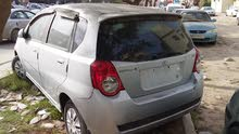 Automatic Silver Daewoo 2008 for sale