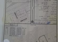 أرض سكنية بمساحة 647 كورنر موقع مميز بمخطط بات