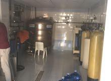 محطة مياه تعمل بشكل جيد للبيع بالزرقاء بداعي السفر