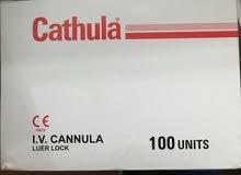Cathula -I.V. Cannula 20G /22G