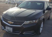 Gasoline Fuel/Power   Chevrolet Impala 2014