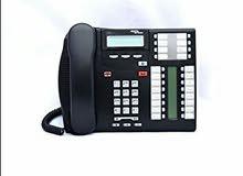 هواتف سنترال المريديان نورتل جديدة متوفر جميع الأحجام وبسعر مخفض