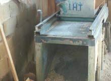 جاروشة  خشب تفرم جميع انواع الخشب لاستخدام النشاره لمزارع الدواجن 3فاز بحاله