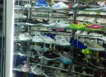 للضمان محل احذية بالسالمية يصلح لأي نشاط