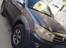 Gasoline Fuel/Power   Toyota Fortuner 2011