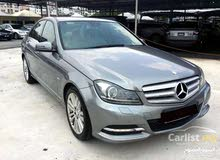 2012 Mercedes Benz C 200 for sale in Tripoli