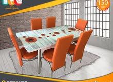 طاولات تركية بألوان وأشكال مختلفة