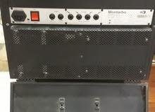 جهاز صوت منتاربو 58 بحاله الوكاله
