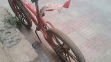 سيكل BMX جديد كرت لون أحمر