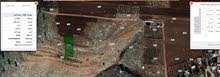 قطعة ارض لبيع 3400 متر مربع اربد لواء الطيبة مخربا