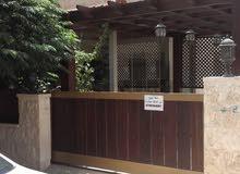 شقة ارضية مميزة للبيع في ام السماق 160م مع حديقة وترسات 100م بسعر 130000