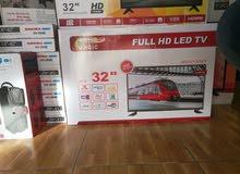 شاشة MAGIC FULL HD LED TV 32 2019 بسعر حرق 115دينار